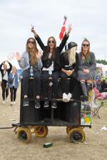 Roskilde Music Festival 2014 Women