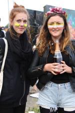 Roskilde Music Festival 2014 Face Painter