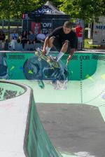 Robbie Russo at Van Doren Invitational Vancouver