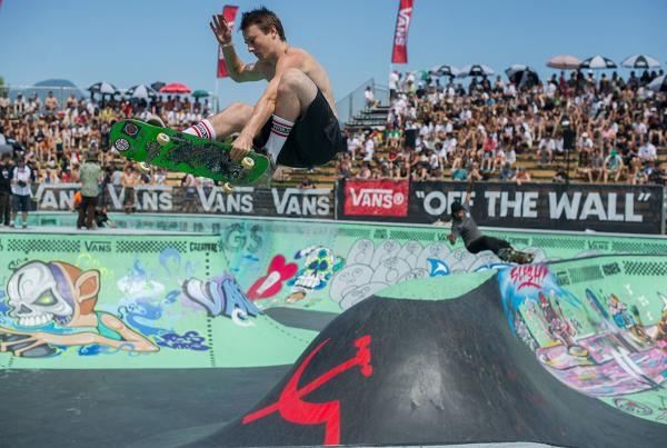 Chris Russell at Van Doren Invitational