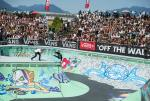 Kevin Kowalski Frontside Invert at Van Doren Invitational