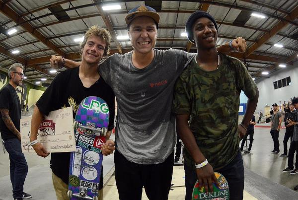Active Ride Wins at adidas Skate Copa Berrics
