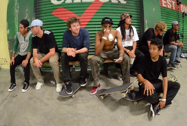 Cool Guys at adidas Skate Copa Berrics