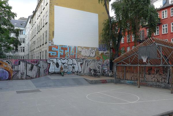 Copenhagen Basketball Skatepark