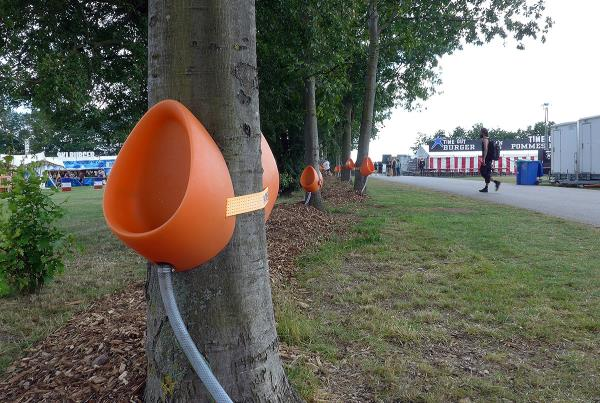 Copenhagen Tree Pissers