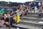 Copenhagen Skatepark at Roskilde Handrail