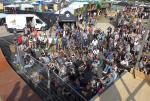 Roskilde Copenhagen Demo Crowd