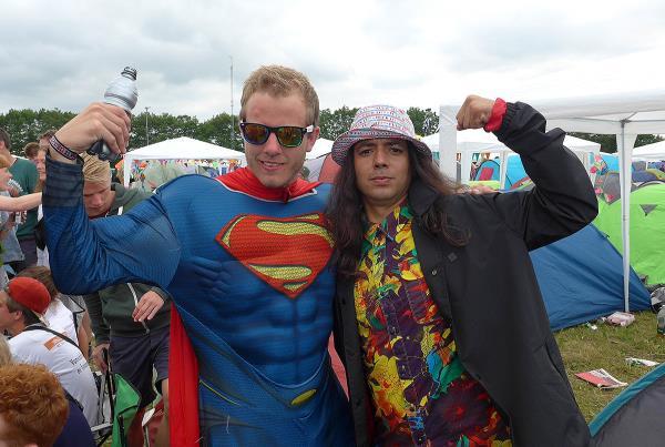 Copenhagen Roskilde Superman