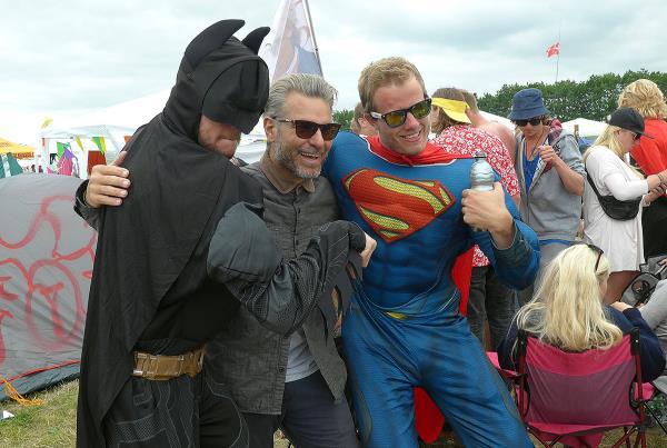 Copenhagen Roskilde Superman vs Batman