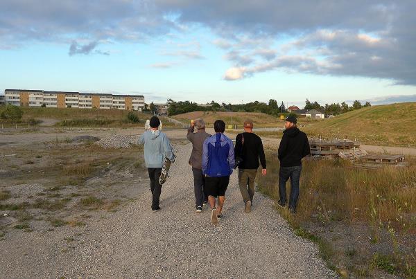 Copenhagen Ditch Skatepark