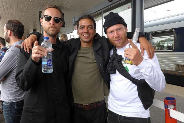 Copenhagen Crew With Corona