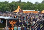 Copenhagen Roskilde Crowd View