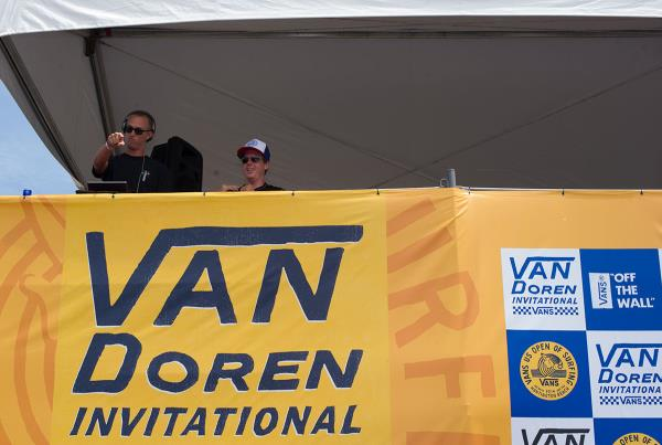 DJ AK at Van Doren Invitational