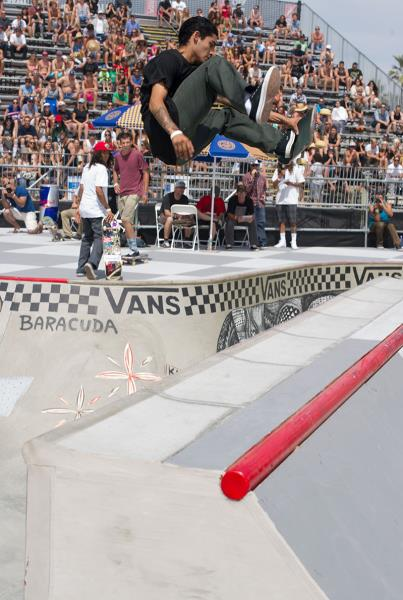 Oscar Navarro at Van Doren Invitational