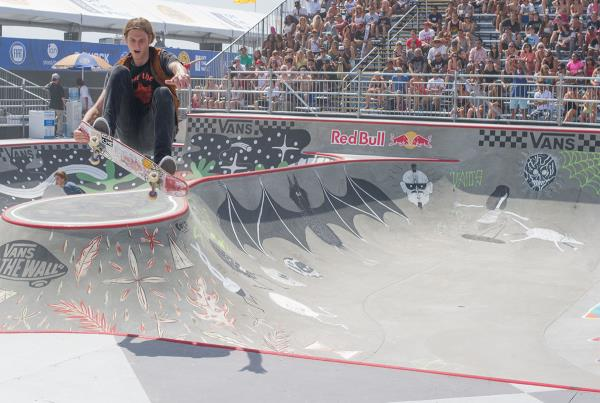 Chris Gregson FS Alley Oop at Van Doren Invitational
