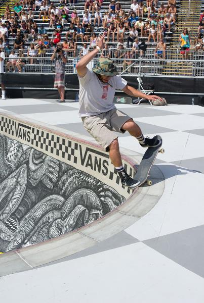 Dylan Witkin at Van Doren Invitational