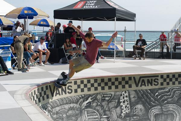 Alex Brunelle Smith at Van Doren Invitational