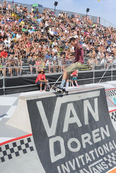 Alex Brunelle Transfer at Van Doren Invitational