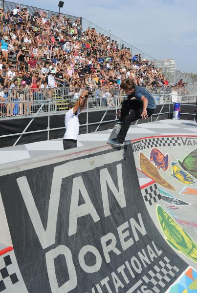 Chase Webb FSNG at Van Doren Invitational