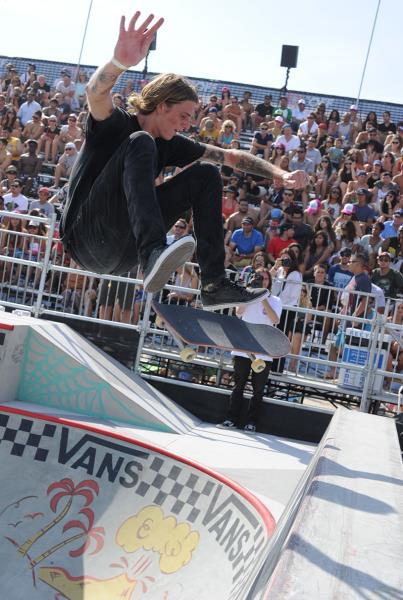 Chris Gregson FS Flip at Van Doren Invitational