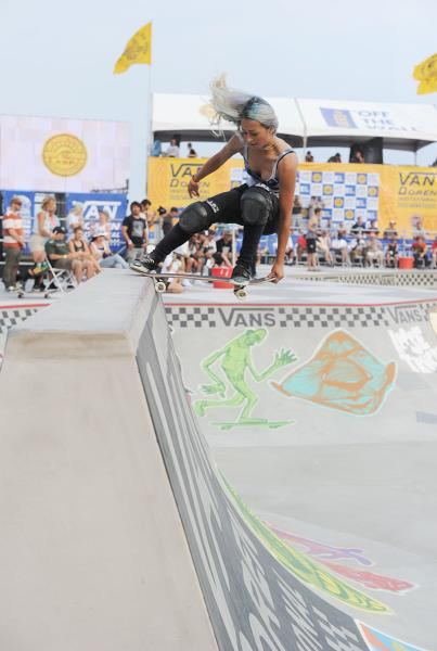 Lizzie Armanto at Van Doren Invitational