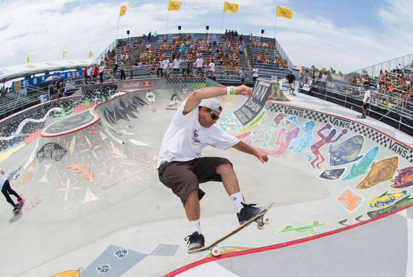 Dave Duncan at Van Doren Invitational