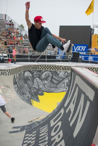 Jake Anderson at Van Doren Invitational