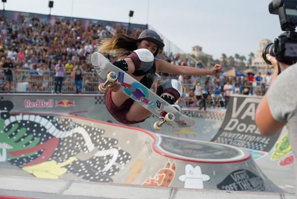 Allysha Bergado Stale Fish at Van Doren Invitational