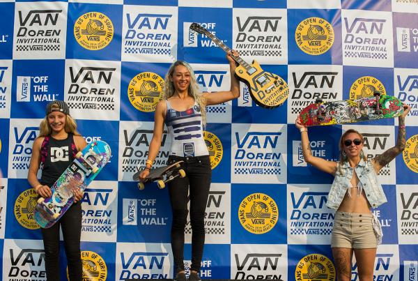 Women's Winners at Van Doren Invitational
