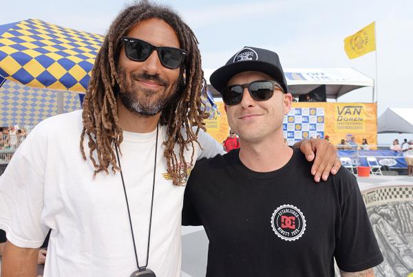 Vern Laird and Jimmy DC at Van Doren Invitational