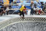 Riley Stevens Back Smith at Van Doren Invitational Huntington Beach