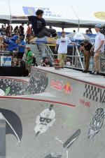 Ronnie Sandoval is a force to be reckoned with. He will soon be the person to beat in bowl contests.