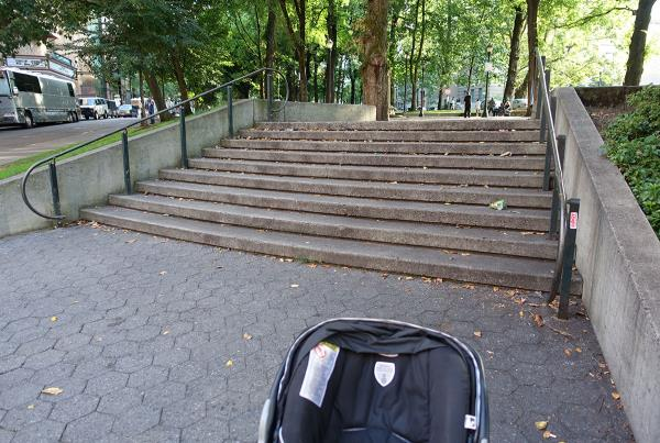 Best Trick Park Stairs at Dew Tour Portland