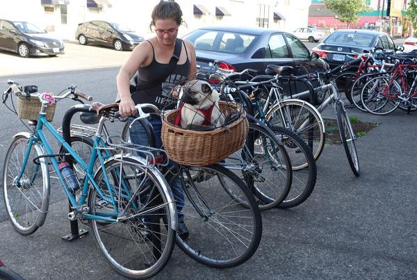Pug Bike at Dew Tour Portland
