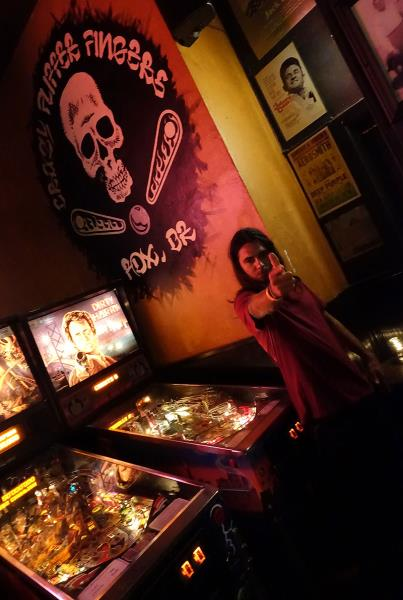 Pinball Bars at Dew Tour Portland