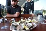 Champagne and Oysters in Copenhagen