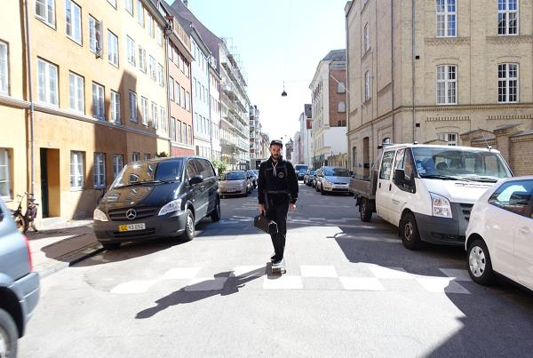 Pushing with Gear in Copenhagen