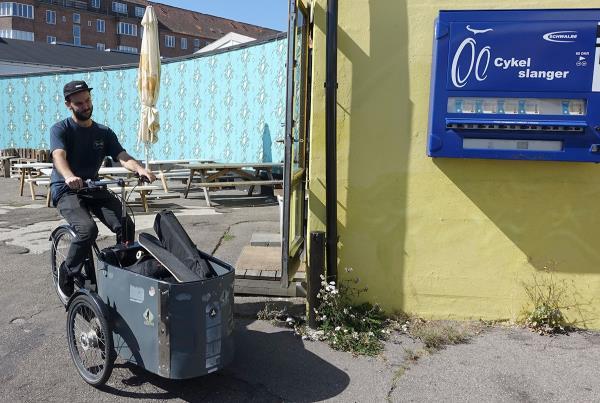 Joe's Gear Bike in Copenhagen