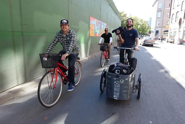 Rothmeyer and Neal Hendrix in Copenhagen
