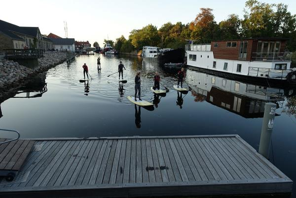 Stand Up Paddle in Copenhagen