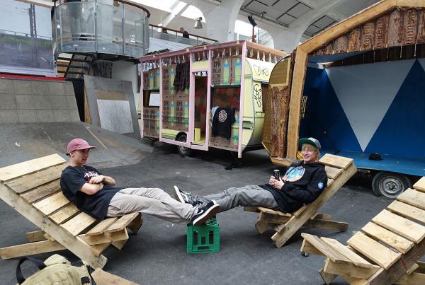 Foot Spoonin in Copenhagen