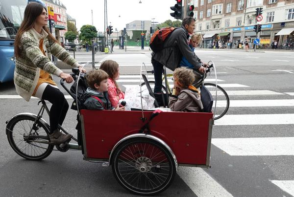 Family Transportation in Copenhagen