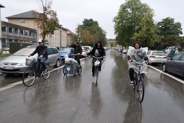 Boardr Boys Rained Out in Copenhagen
