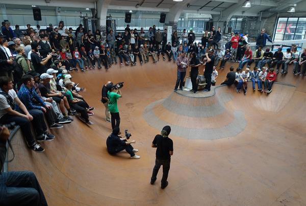 The Bowl Crowd at Copenhagen Bowl