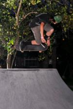MVP Alejandro with a bs nosegrab to disaster.