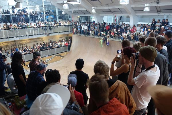 Vert Crowd at Copenhagen Bowl