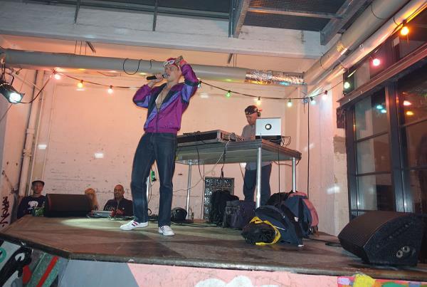 Danish Rap at Copenhagen Bowl
