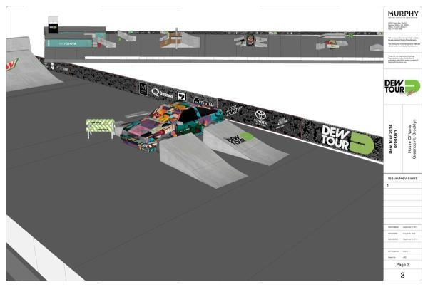 Dew Tour Brooklyn 2014 Course 4 of 11