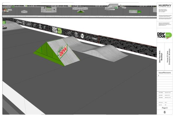 Dew Tour Brooklyn 2014 Course 7 of 11