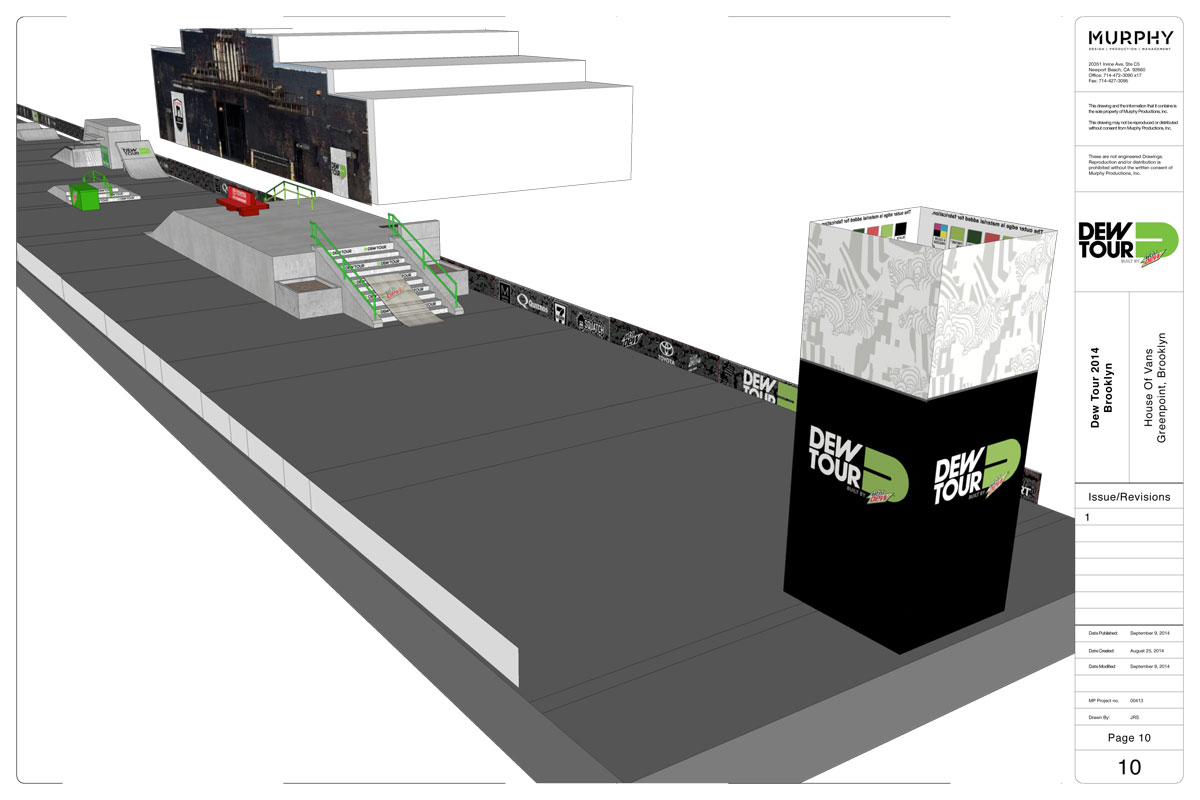Dew Tour Brooklyn 2014 Course 11 of 11